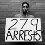 ... 279 arrests ...