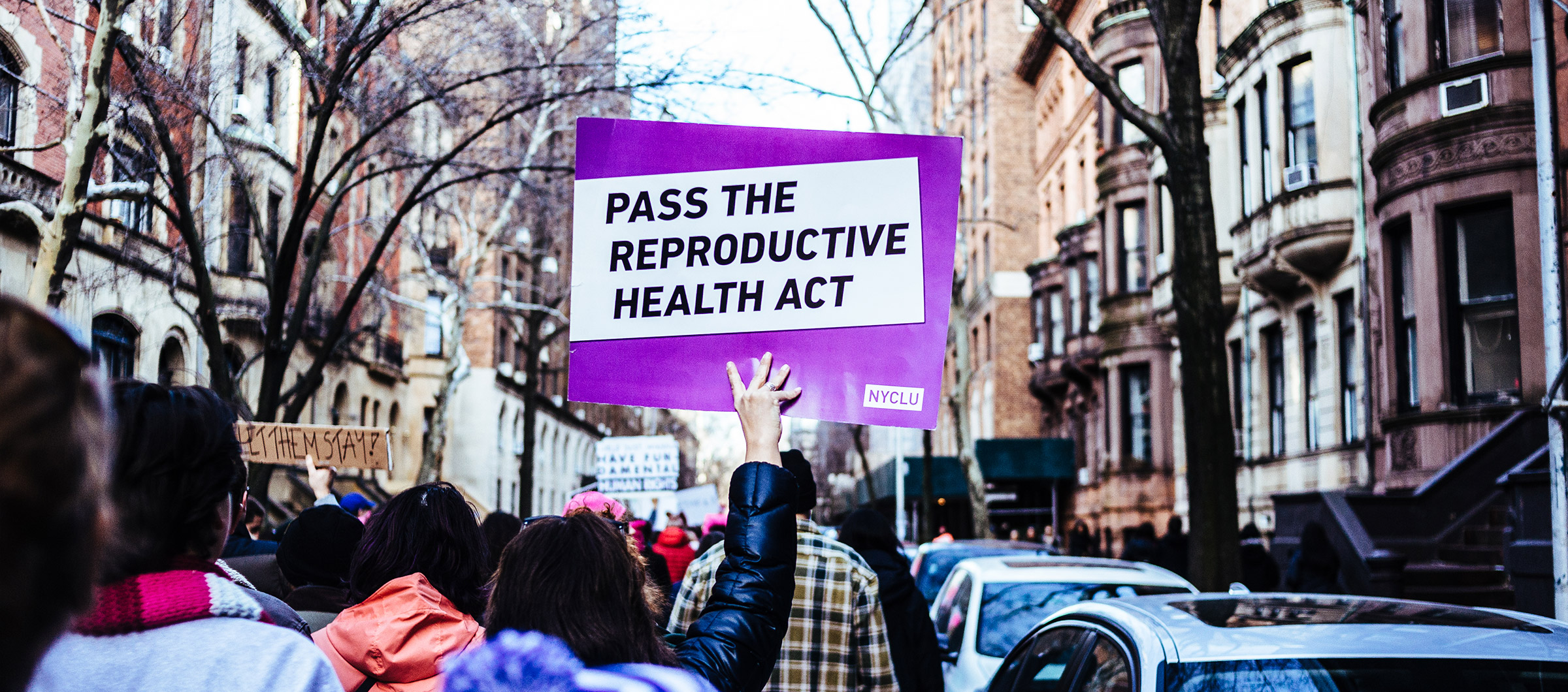 Repro Health Rally NYC