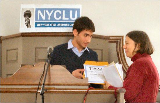 nyclu essay contest