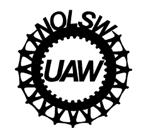 NOLSW UAW logo
