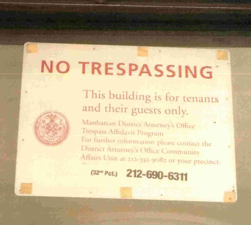 Apartment Buildings In Manhattan: NYCLU Sues Manhattan DA For Records On NYPD Patrolling Of