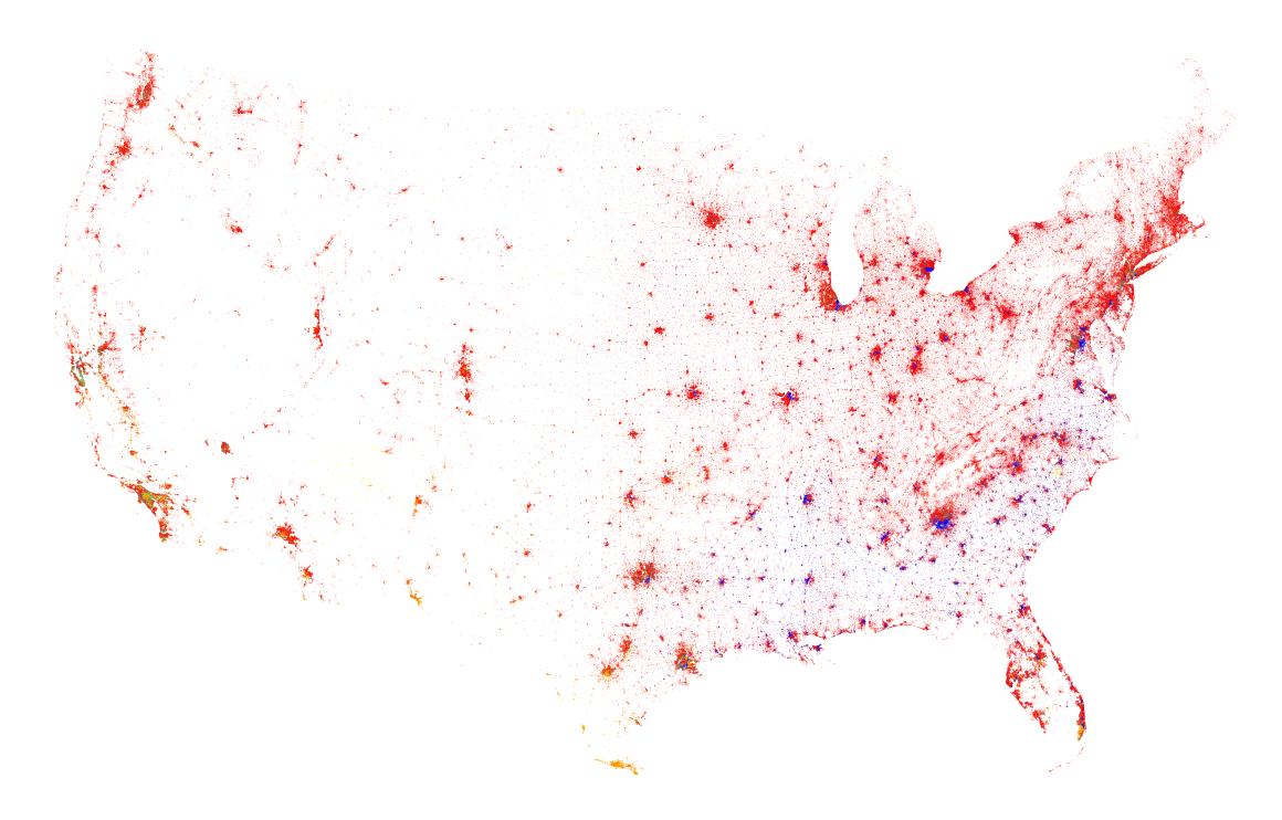 2010 Census demographics