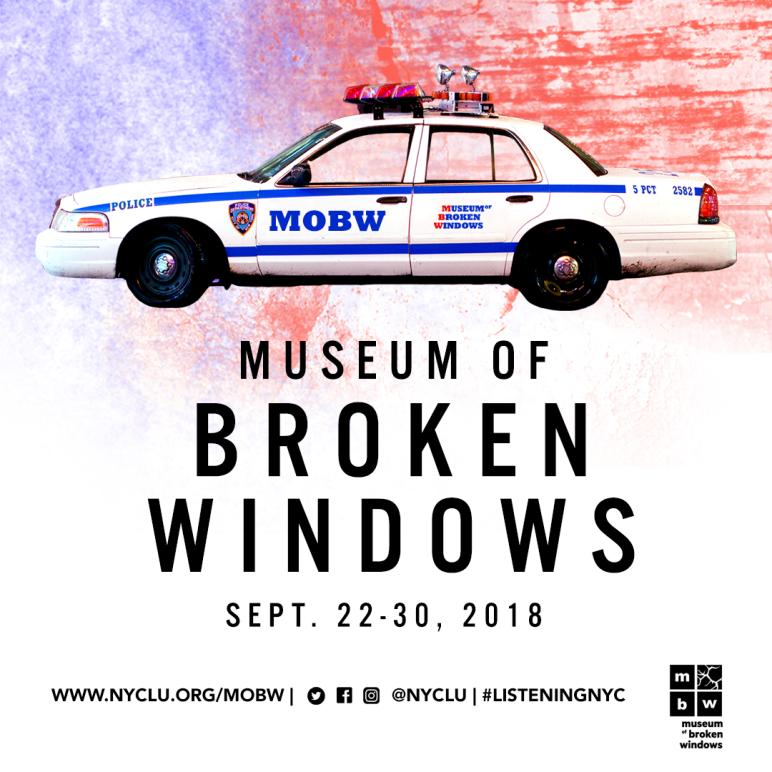 Museum of Broken Windows Announcement Image