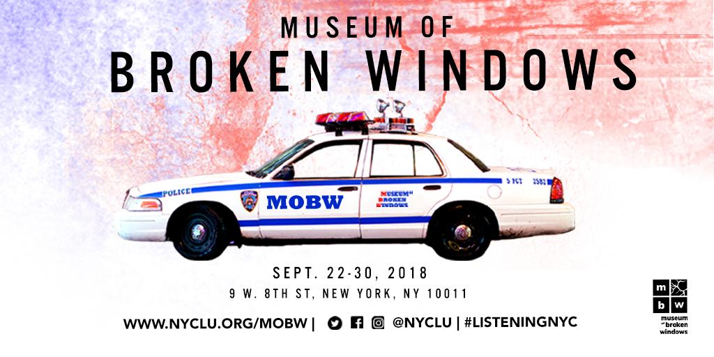 Museum of Broken Windows