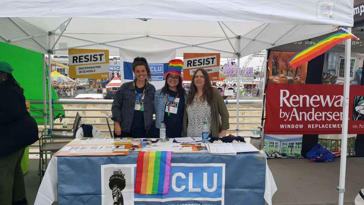 Nassau Chapter Pride