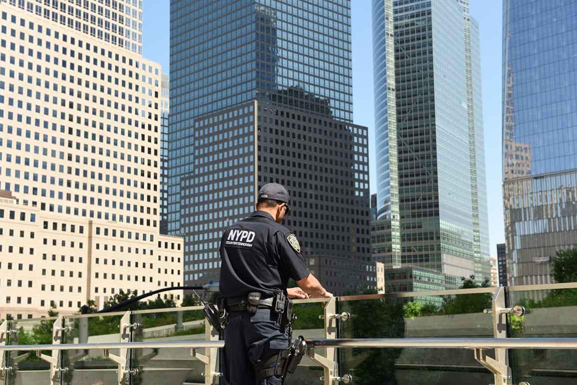 policing covid