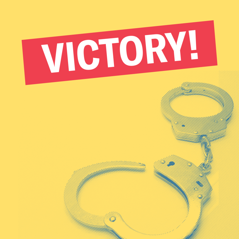 Dutchess County bail victory