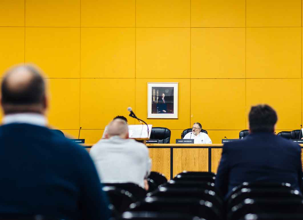 ERCSD Board Meeting