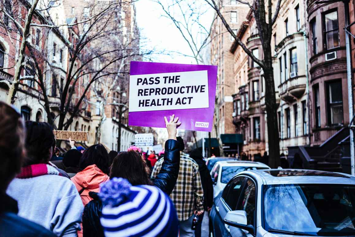 Pass the Reproductive Health Act