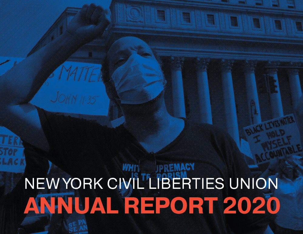 NYCLU 2020 Annual Report