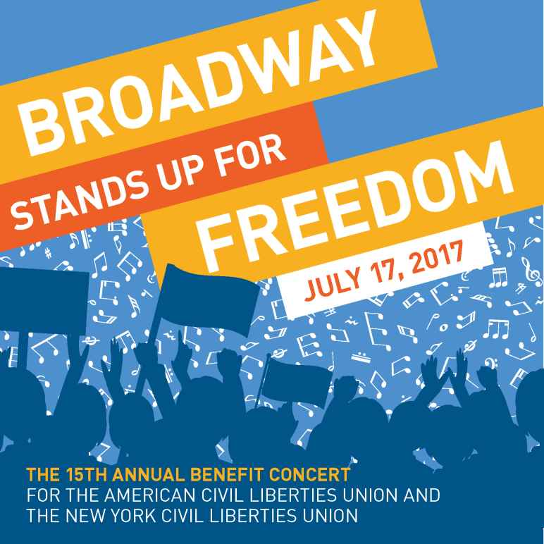 Broadway Stands Up for Freedom 2017