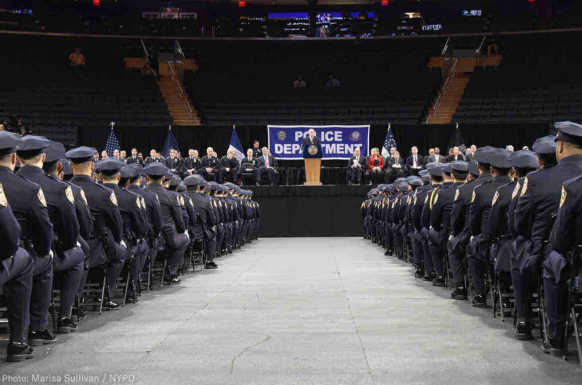 nypd cult of compliance
