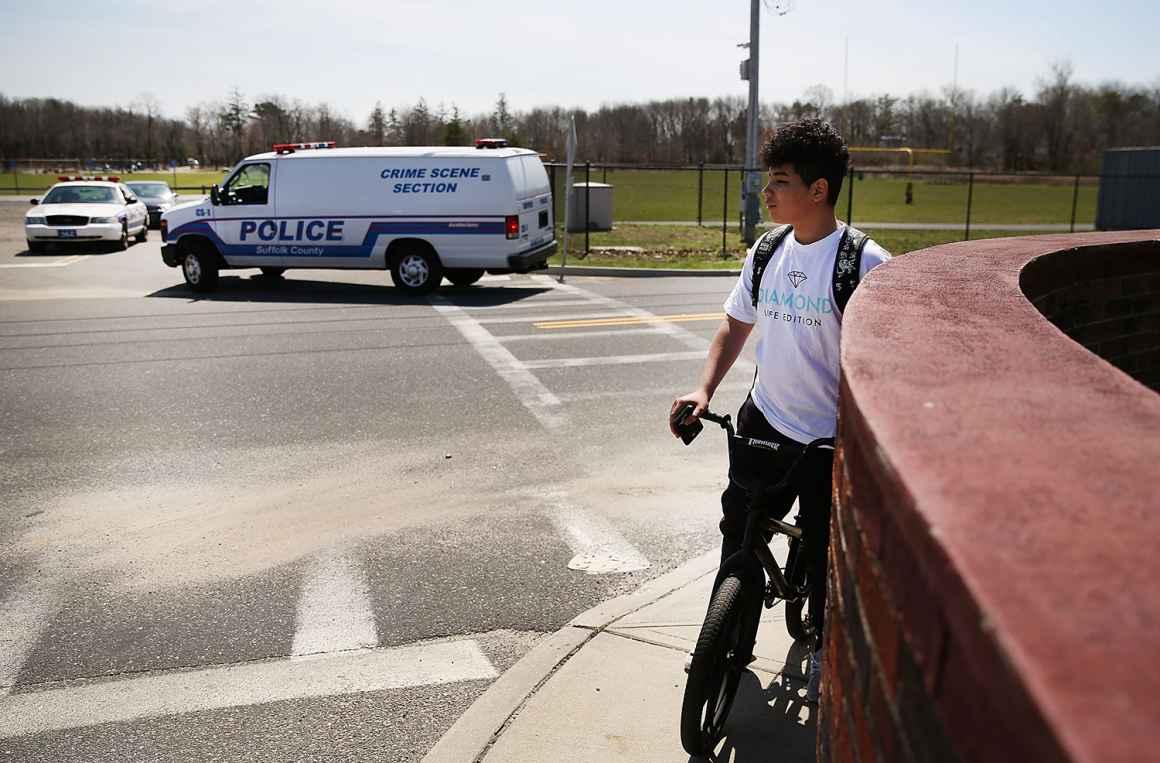 DOJ, Local Law Enforcement and Immigrant Teens