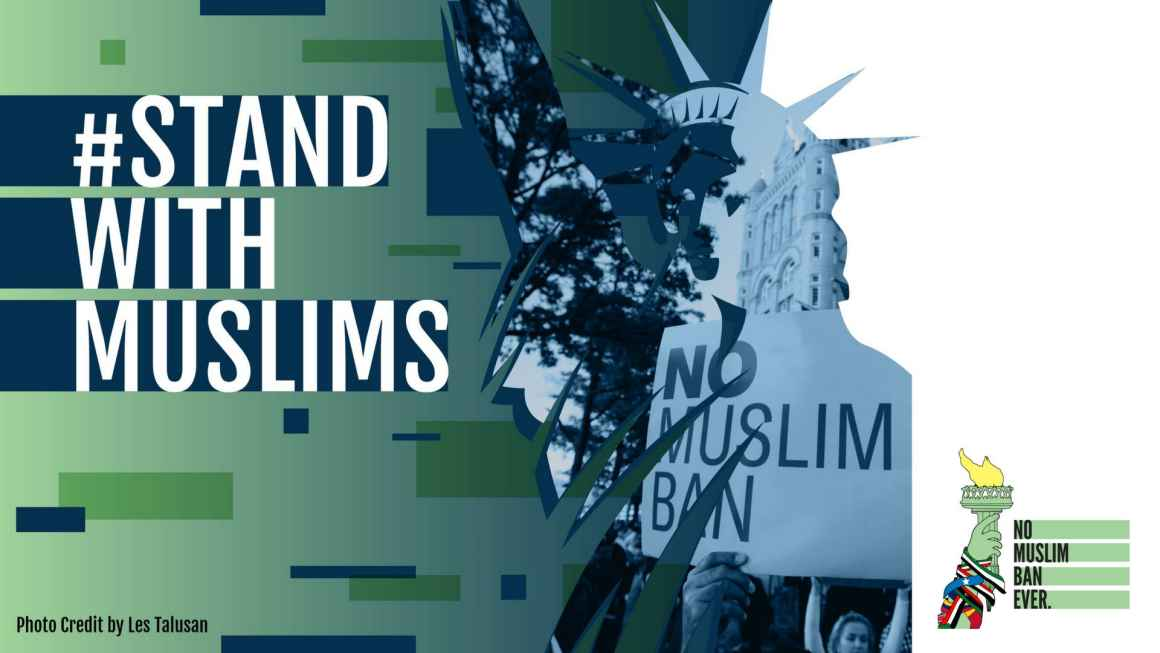 Stand with Muslims