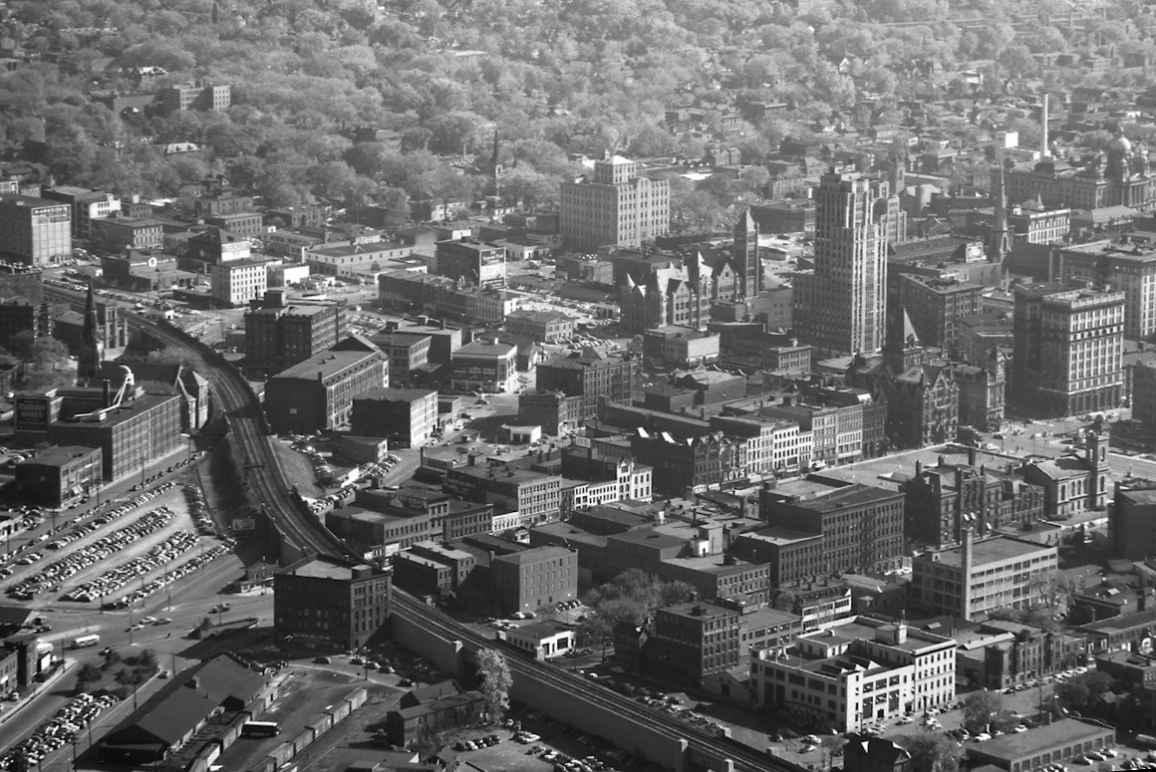 I81 Historic Photo of Syracuse