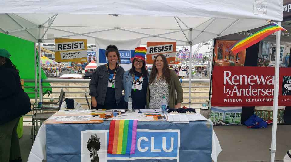 Nassau County New York Civil Liberties Union