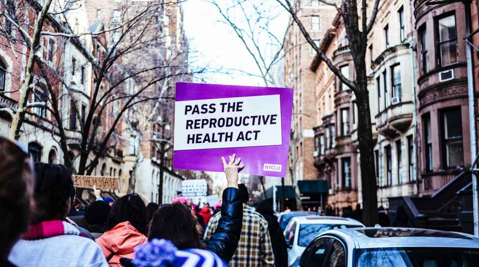 Image result for reproductive health act new york
