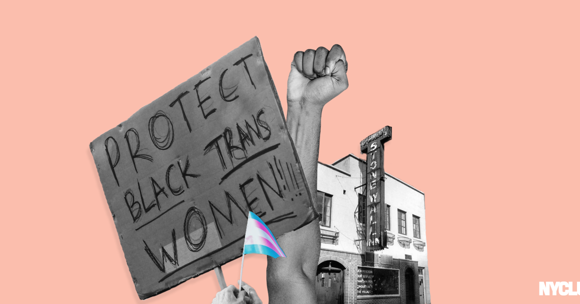 Protect trans New Yorkers of color